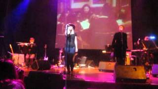 MARIO'S CAFE - Saint Etienne, live in Athens, 07/02/2015