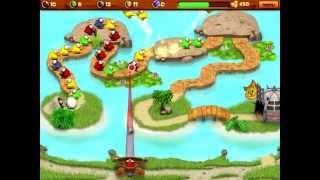 Bird's Town - Download Free At GameTop.com