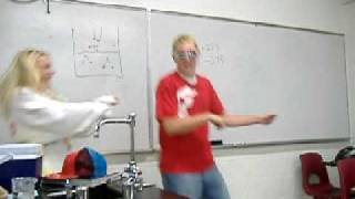 Ashley and Dan's Soulja Boy Dance
