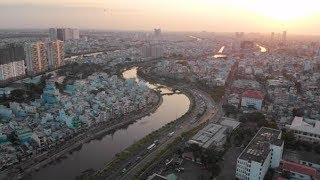 Disruptive Technology Brings Smart City Planning Solutions to Ho Chi Minh City