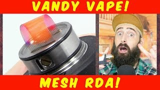VANDY VAPE MESH RDA 24MM - AUTHENTIC
