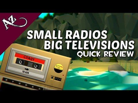 Small Radios Big Televisions - Quick Game Review video thumbnail