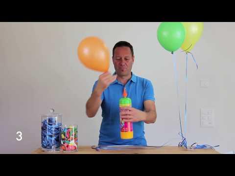 Die neue Einweg-Heliumflasche