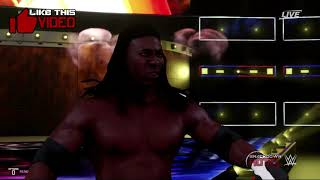 WWE 2K19: How To Play as Booker T 2005 (with Entrance Video)