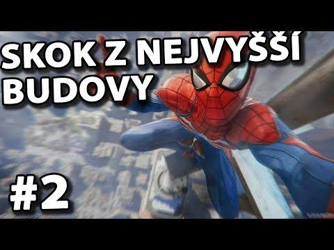 Vedlejší mise a aktivity - Spiderman 2018 #2 - BEZ SPOILERŮ