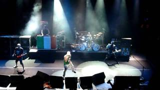 Limp Bizkit Take A Look Around live Olympia Dublin