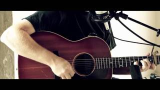 Alex Dezen of The Damnwells- Werewolves - live acoustic