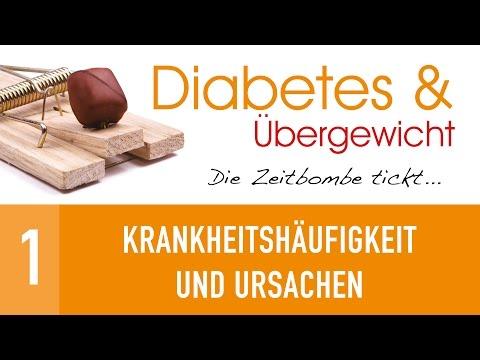 Diabetes verschwinden Nägel