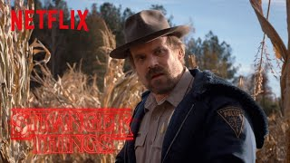 Saison 3 - Spotlight | David Harbour