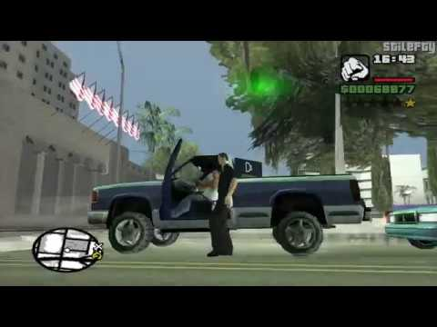 GTA San Andreas - Fat CJ - Best Quotes