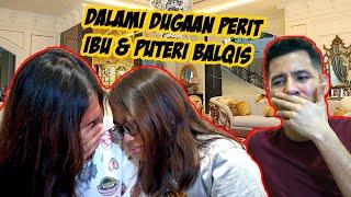 """""""KISAH SEBENAR"""" Dugaan Perit Perjalanan Hidup Puteri Balqis !! - TV Terlajak Laris"""