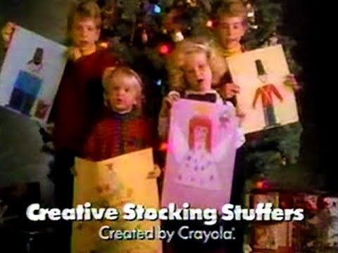 Crayola Crayons Christmas Commercial (1987) Mp3