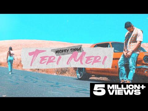 Teri Meri (OFFICIAL VIDEO) Mickey Singh | TreehouseVHT | Latest Punjabi Songs 2020 (Part 2 of 4)