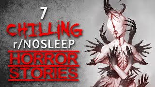 7 CHILLING r/nosleep Horror Stories To Wash over Your Dreams Tonight