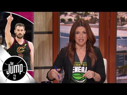 What Kevin Love's return means to Cavaliers and LeBron James | The Jump | ESPN