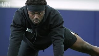 Jabrill Peppers | Pro Day | Episode 3