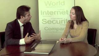 Carlos Moreira introduces WISeKey CyberSecurity at Davos 2012