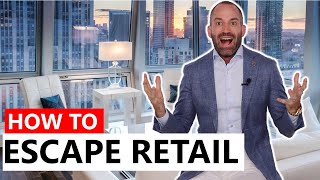 How to Escape Retail | What jobs can you get after working in retail?