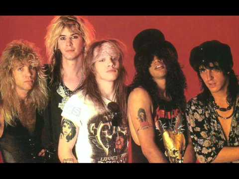 Guns N' Roses - Don't Cry Backing Track