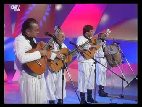 Los Chalchaleros video Zamba de mi esperanza - Estudio CM 1996