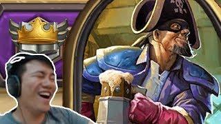 [爐石] 四個唬爛海賊 總有個唬爛英雄 - 競技場中的奇人奇事