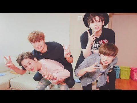 (SUB) 160602 [V LIVE] A.cian - We are A.cian - '육감적인 그 남자들..'