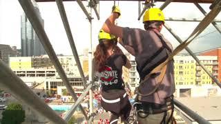 All-Star ziplining