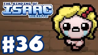 The Binding of Isaac: Rebirth - Gameplay Walkthrough Part 36 - The Cellar! (PC)