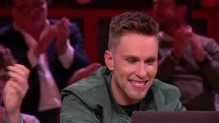 Nicky Romero Duikt Wederom De Studio In Met David Guetta - RTL LATE NIGHT MET TWAN HUYS
