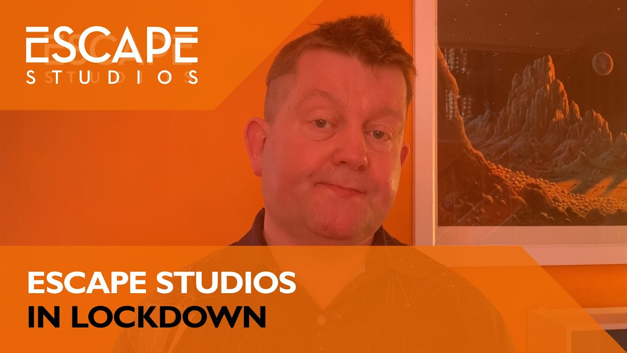 Escape Studios in Lockdown