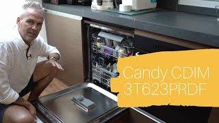 Candy CDIM 3T623PRDF - test zmywarki z wifi