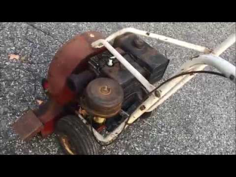 Download 1968 8HP Briggs and Stratton Giant Vac Leaf Blower