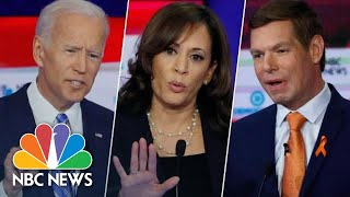 Watch Highlights From The First Democratic Debate, Day Two   NBC News