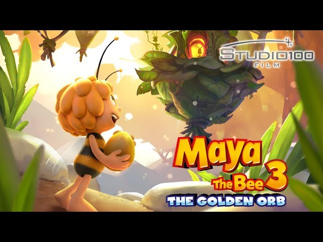 Maya the Bee - The Golden Orb - Teaser 1