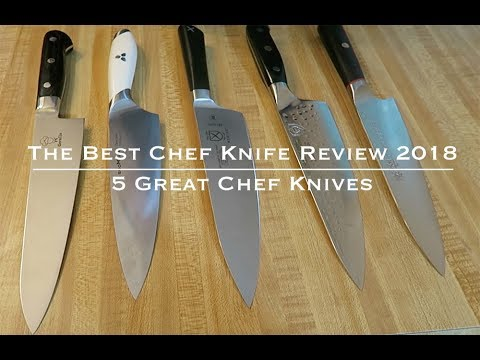 The Best Chef Knife Review 2018 – Living Better TV with Plant Based Home Chef Jeremiah