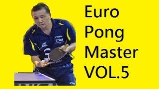 [TT He Zhiwen] He Makes Top Asian Player Looks Novice !!!