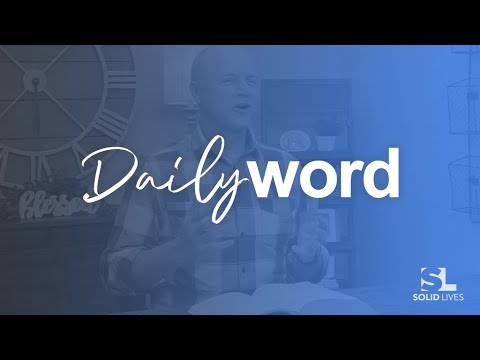 Download DAILY WORD | John 12 Mp4 HD Video and MP3