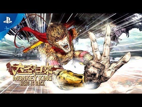 Trailer de Monkey King: Hero is Back Deluxe Edition
