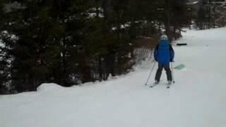 Basic Freestyle Skiing