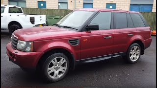 £3K Range Rover Sport.....Could Be a Bargain......IF We Can Fix It !!!