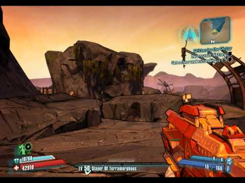 Borderlands 2: Terramorphous the Invincible guide for noobs
