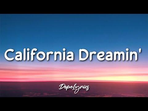 Michel J. - California Dreamin' (Lyrics) feat. Dallas Aleea & Dalan