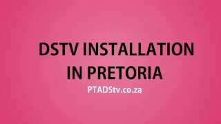 preview picture of video 'DSTv Installers in Pretoria? Satellite Dish Installation & Repairs'