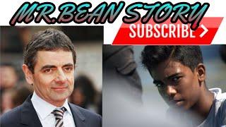 Mr bean real life story/mr bean