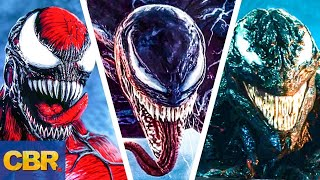 Every Marvel Symbiote Explained