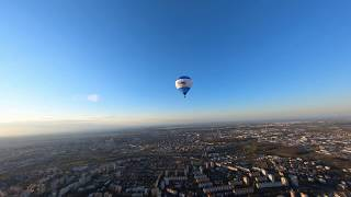 FPV Droning, Have a Peek at a Balloon
