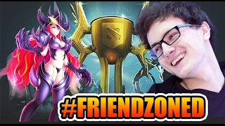 FRIENDZONED In Winter BATTLE CUP - Miracle- RULES Dota 2