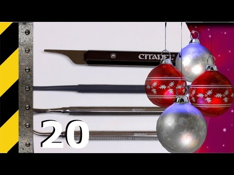 Entgrater & Modellierwerkzeuge #20 ¦ uspackt | TabletopTV [Deutsch][HD]