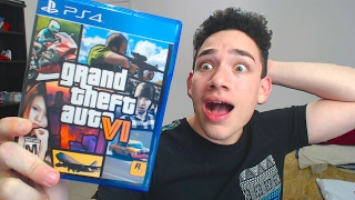 GTA 6 Early Unboxing! Playing GTA 6 Early!