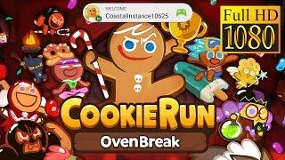 Cookie Run: Ovenbreak Game Review 1080P Official DevsistersArcade 2016